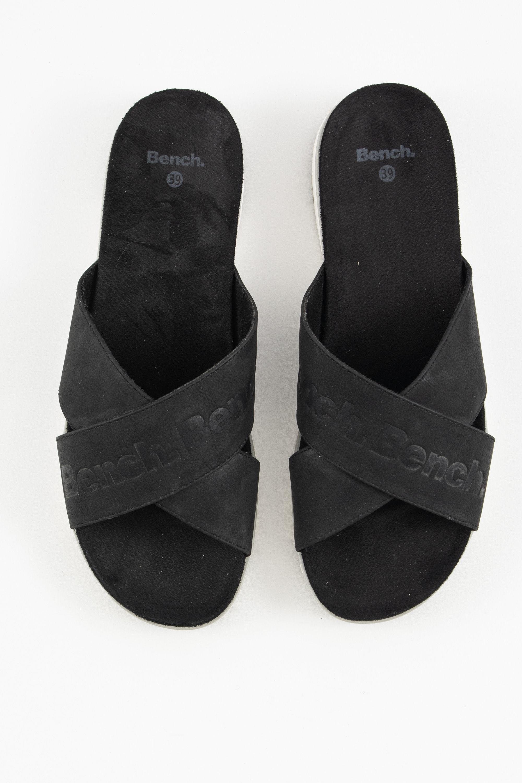 BENCH Sneakers Schwarz Gr.39