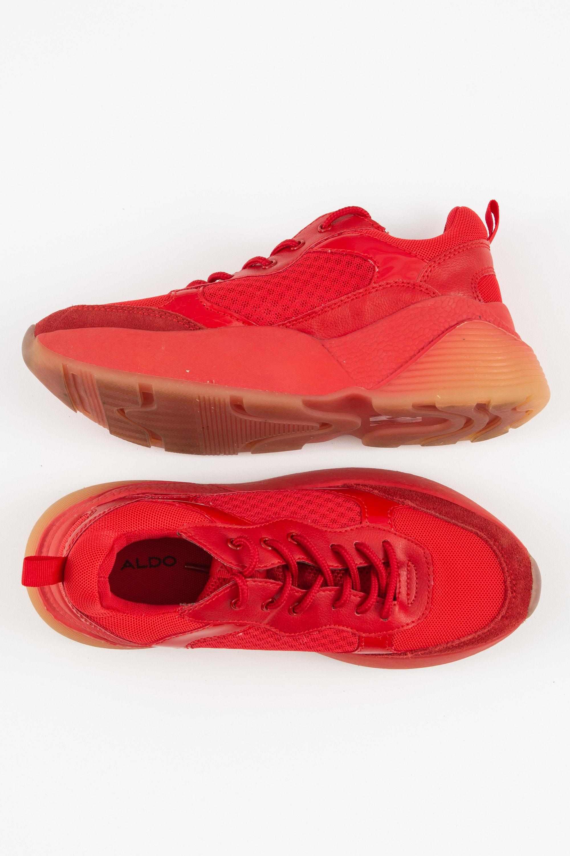 ALDO Sneakers Rot Gr.36