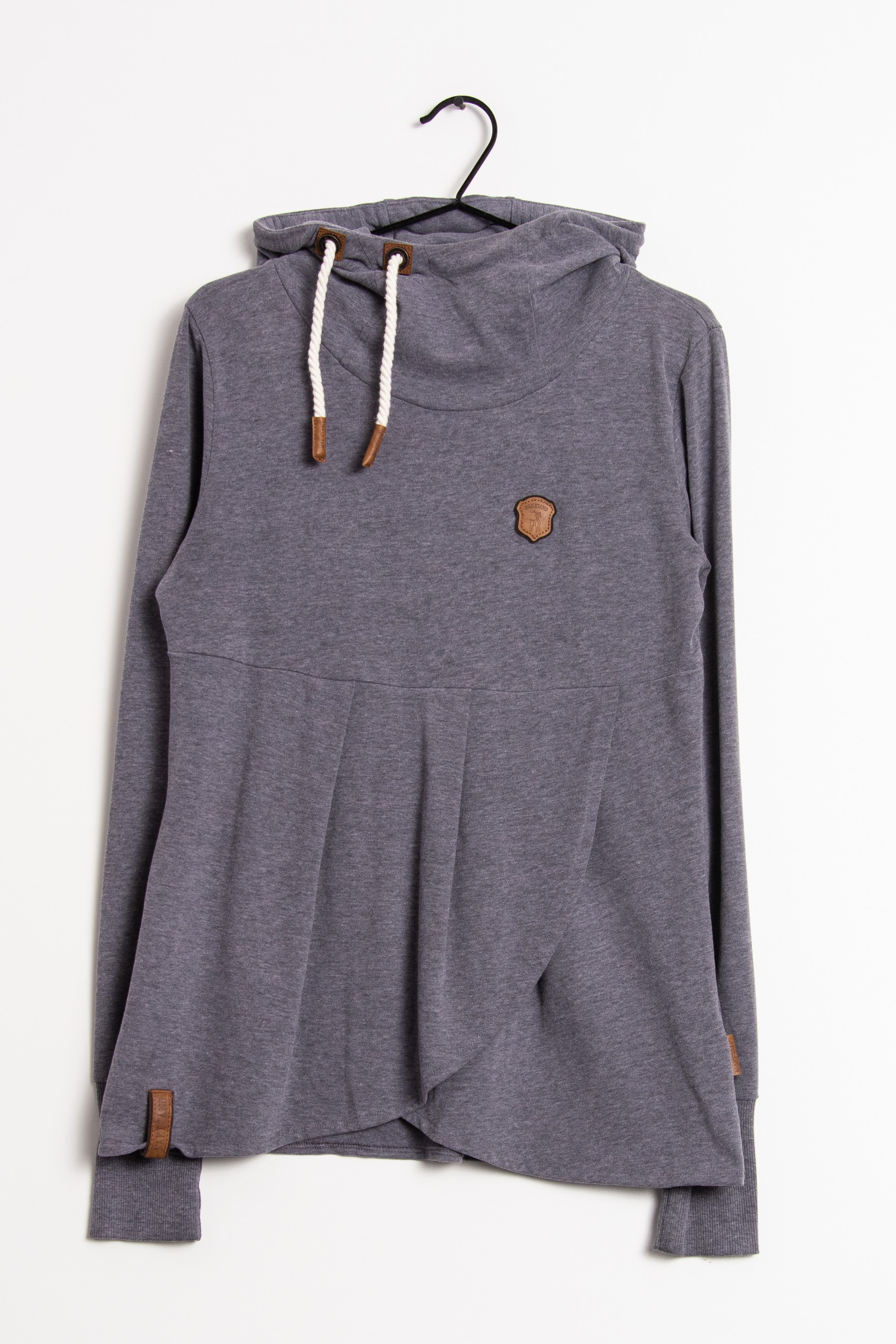 Naketano Sweat / Fleece Grau Gr.M