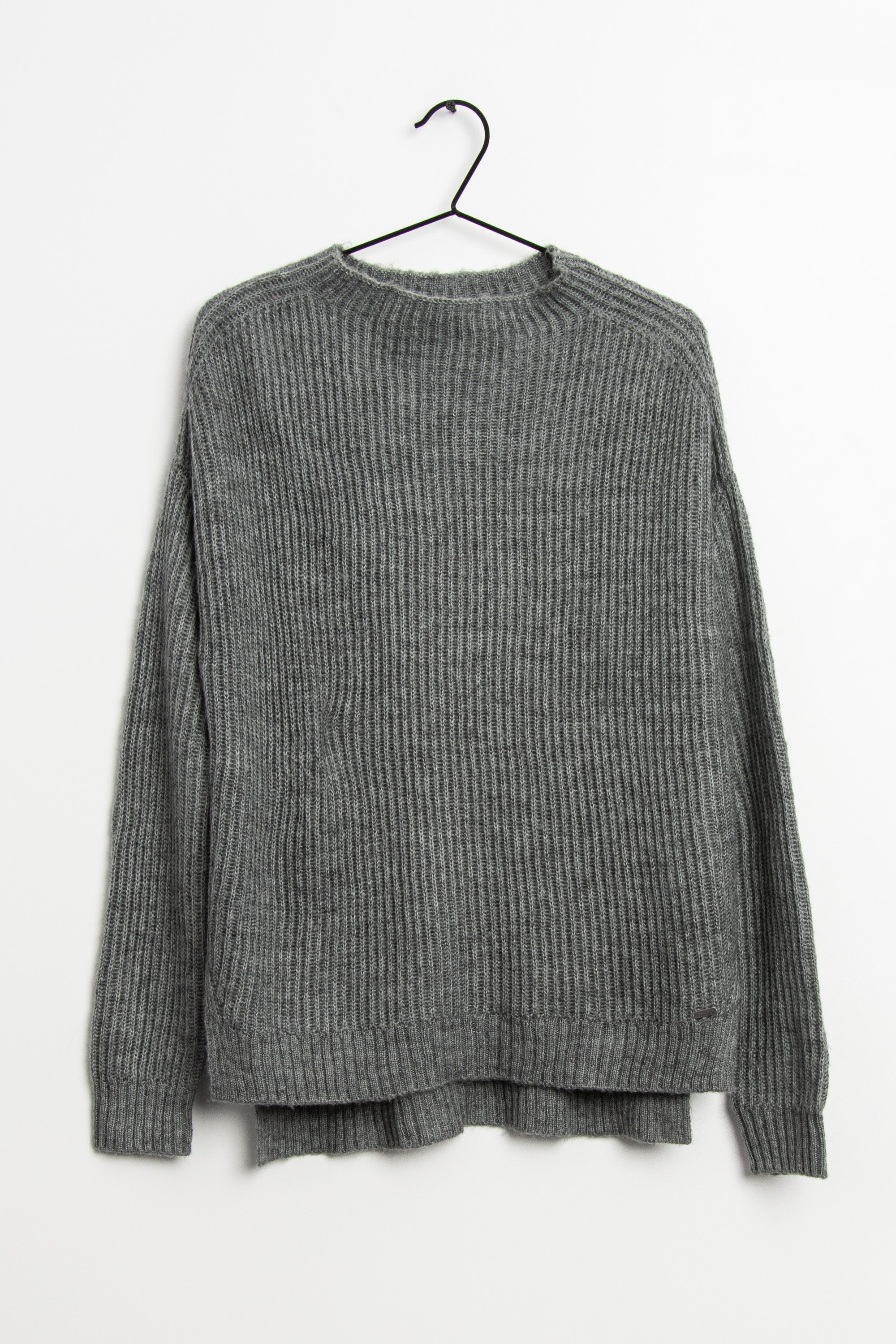 TOM TAILOR Strickpullover Grau Gr.M