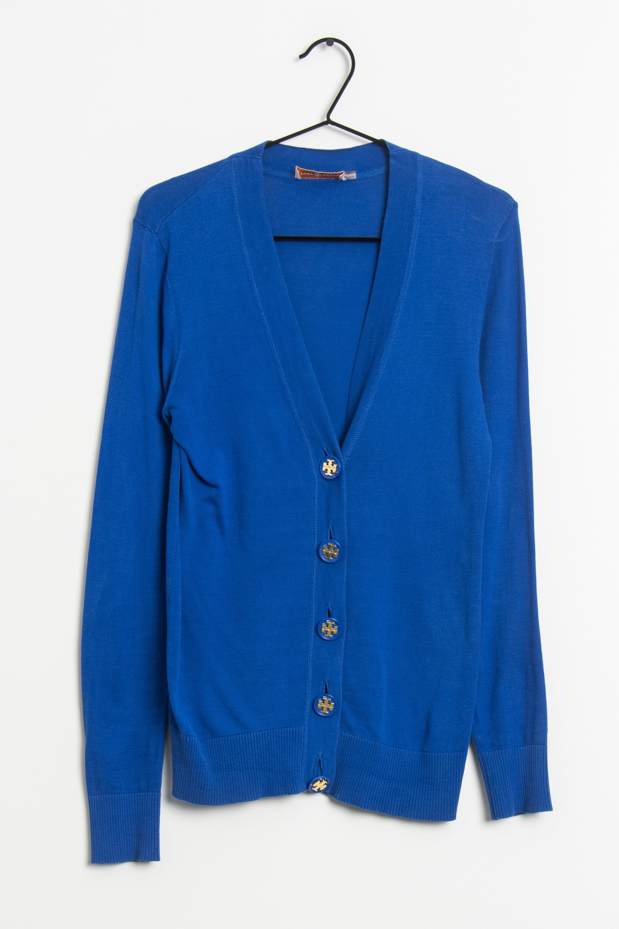 Tory Burch Strickjacke Blau Gr.S
