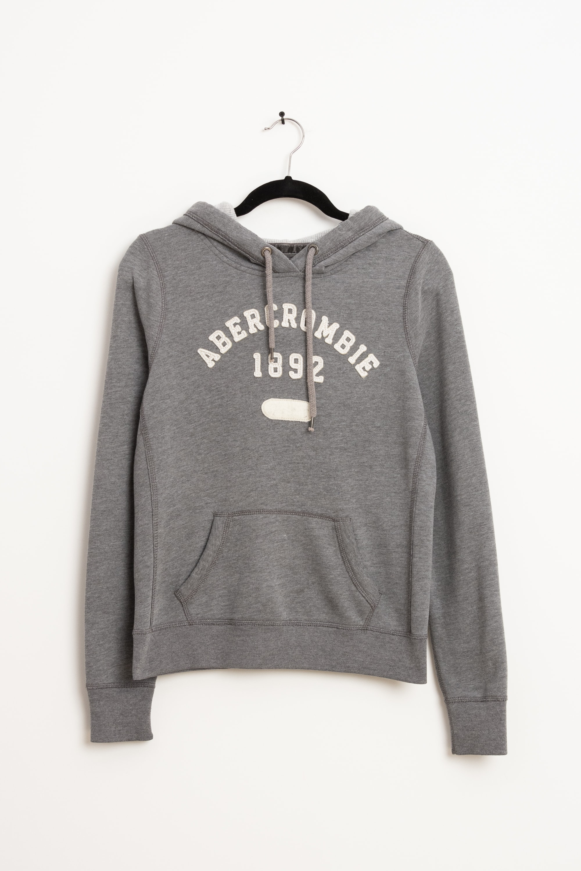 Abercrombie & Fitch Sweat / Fleece Grau Gr.M
