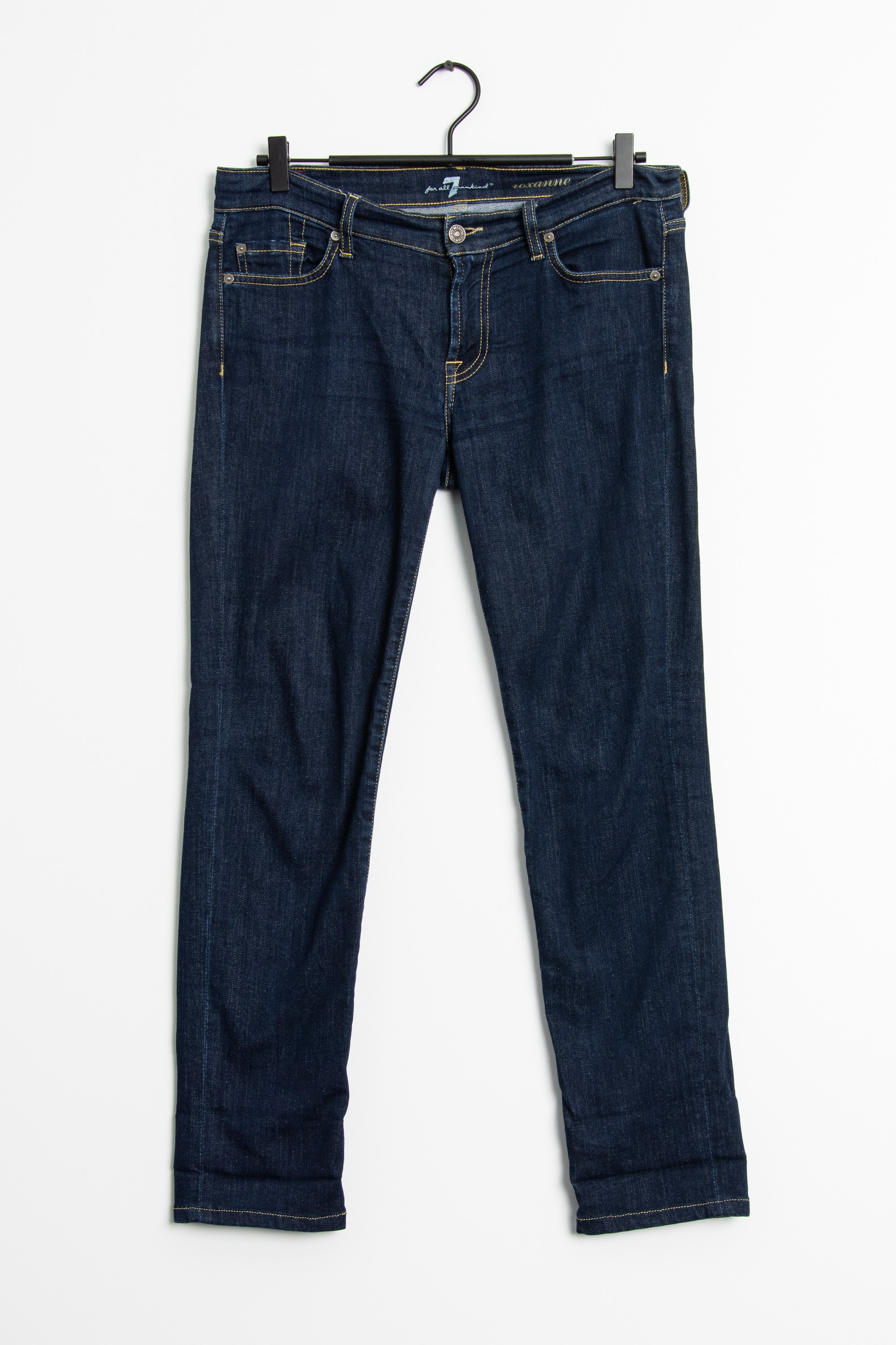 7 for all mankind Jeans Blau Gr.L