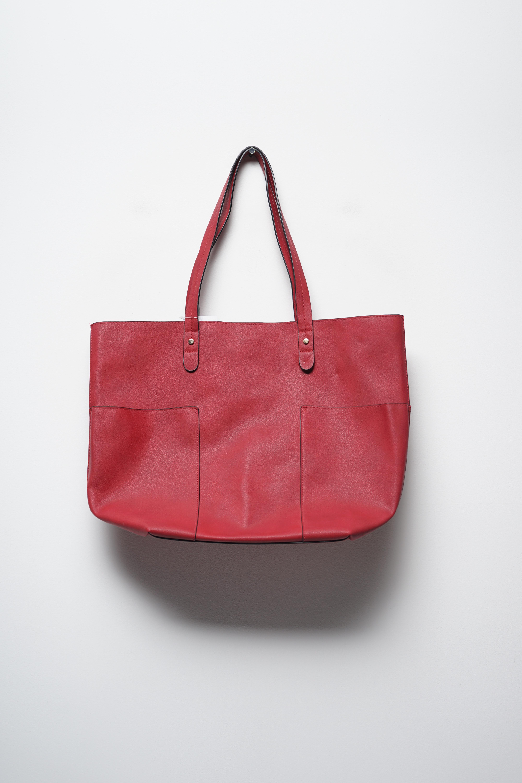 Accessorize Tasche Rot