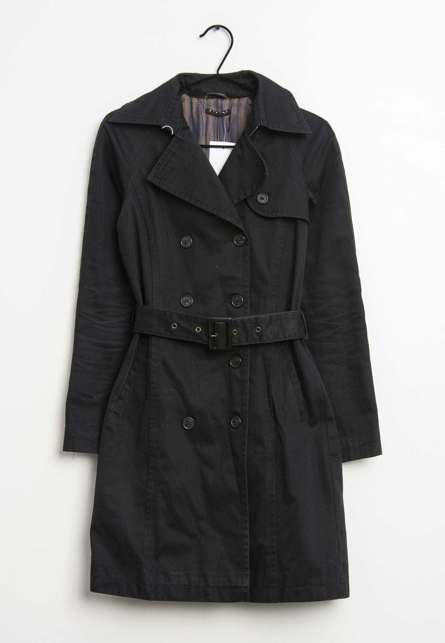 Sisley Mantel Blau Gr.40