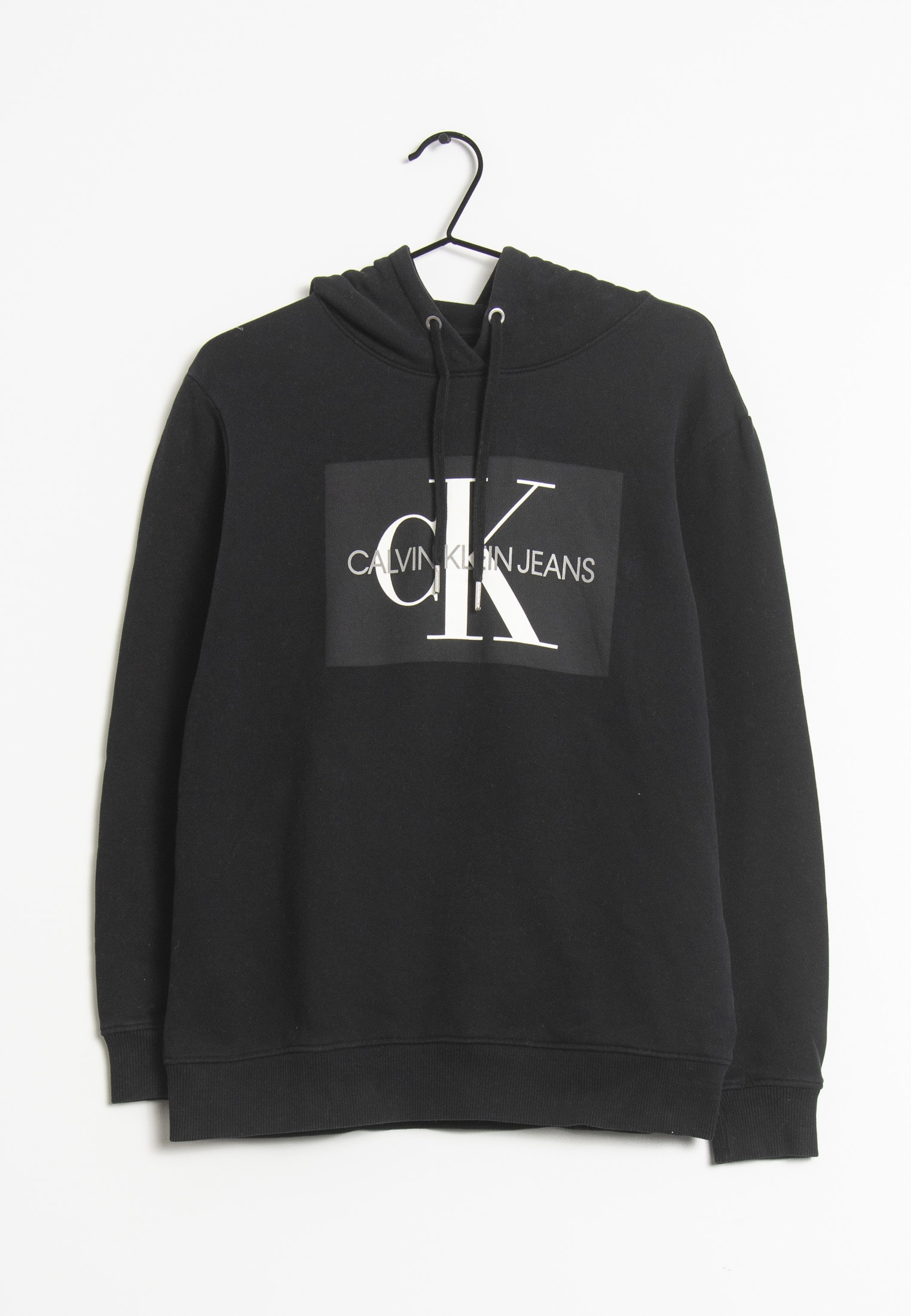 Calvin Klein Jeans Sweat / Fleece Schwarz Gr.S
