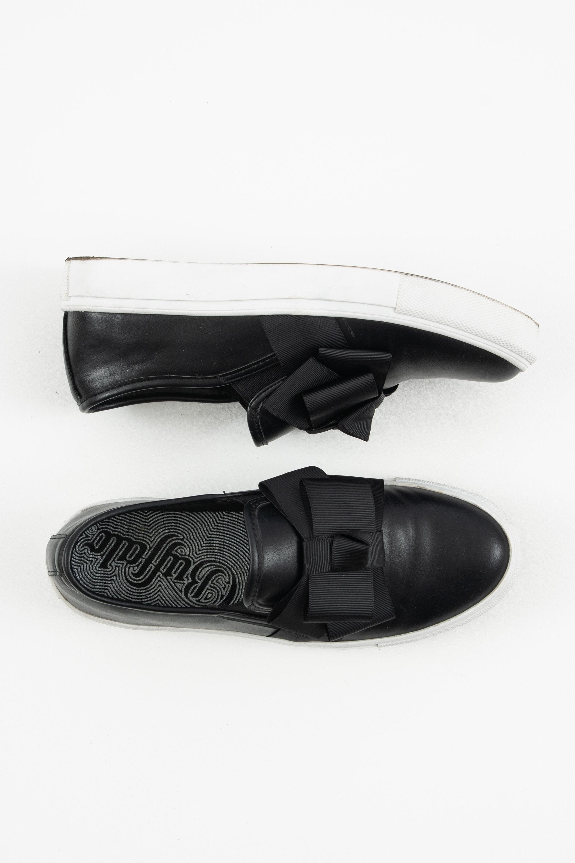 Buffalo Sneakers Schwarz Gr.38