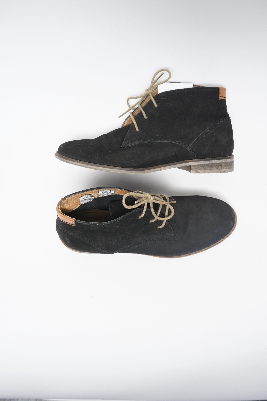 Akira Stiefel / Stiefelette / Boots Schwarz Gr.38