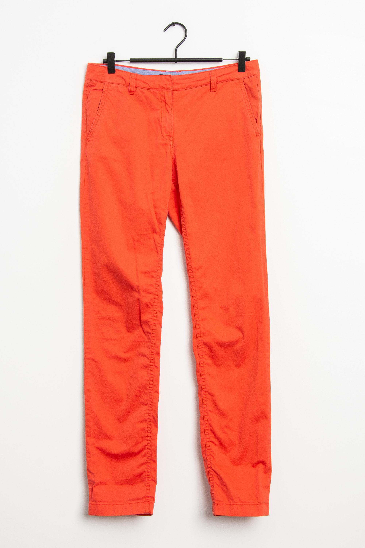 Tommy Hilfiger Stoffhose Orange Gr.M