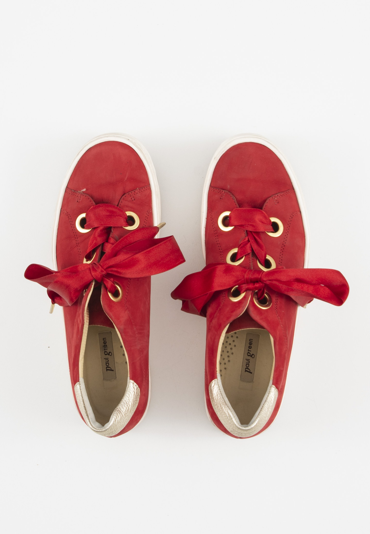 Paul Green Sneakers Rot Gr.39