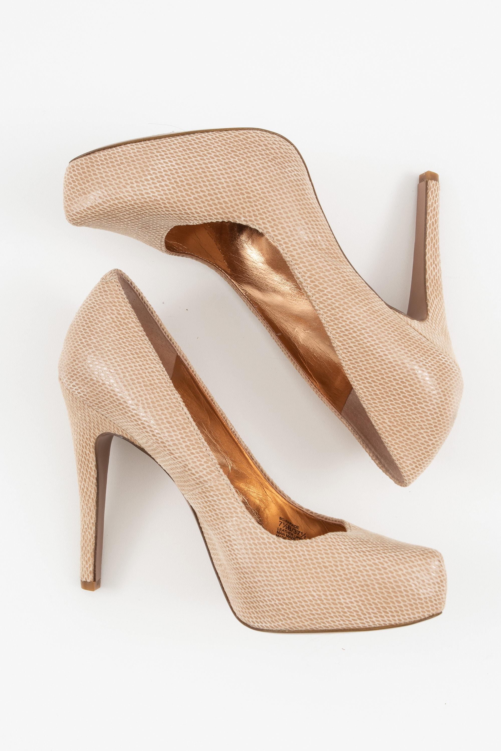 BCBGeneration Pumps Beige Gr.37.5