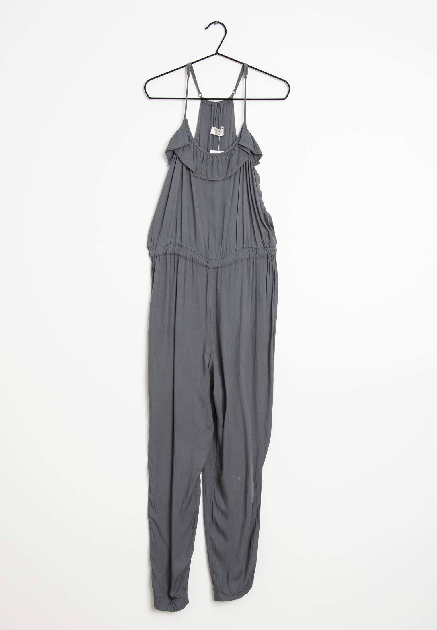 Abercrombie & Fitch Jumpsuit / Overall Grau Gr.L