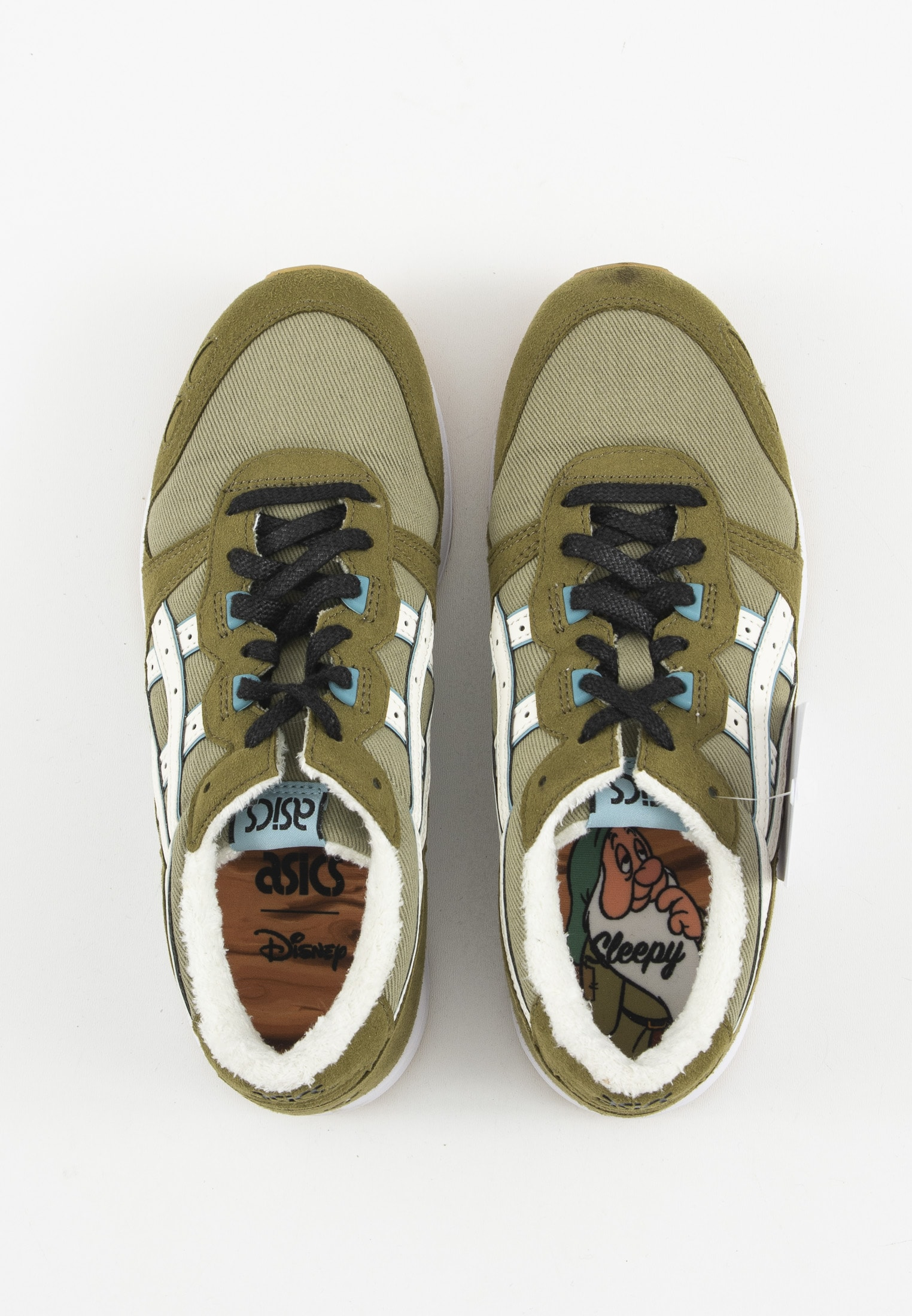 Asics Tiger Sneakers Grün Gr.37