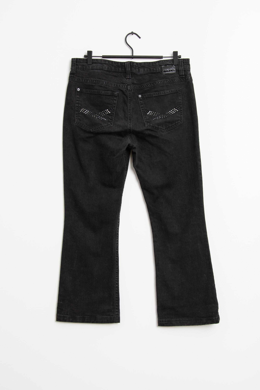 MAC Jeans Jeans Schwarz Gr.42