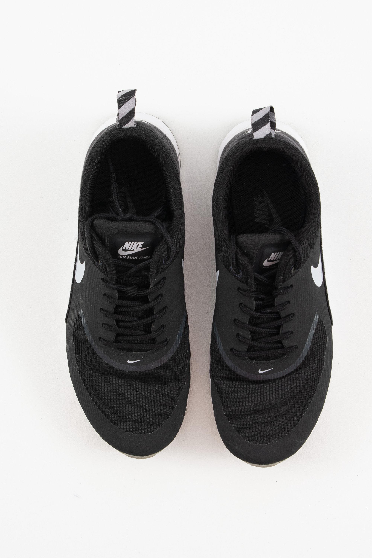 Nike Sneakers Schwarz Gr.38.5
