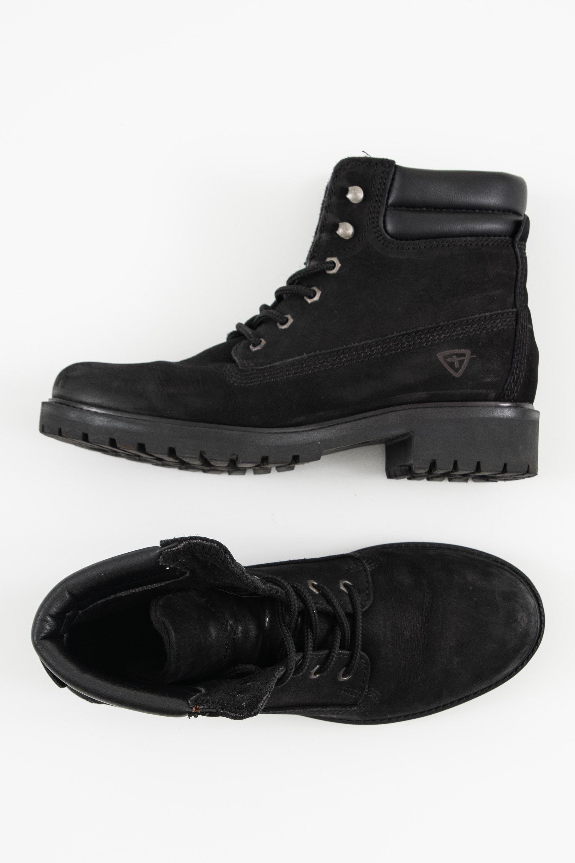 Tamaris Stiefel / Stiefelette / Boots Schwarz Gr.38