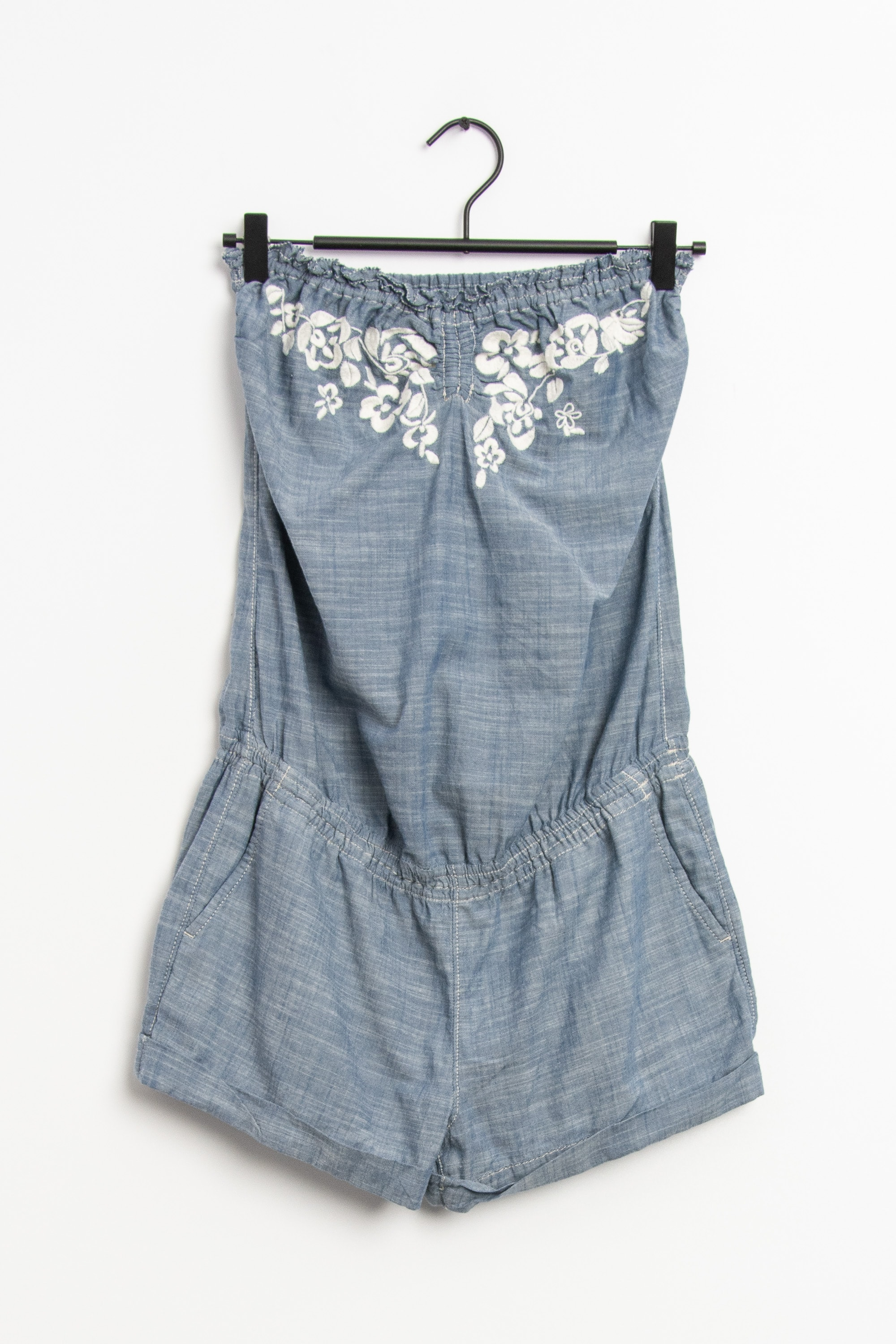 Abercrombie & Fitch Jumpsuit / Overall Blau Gr.M