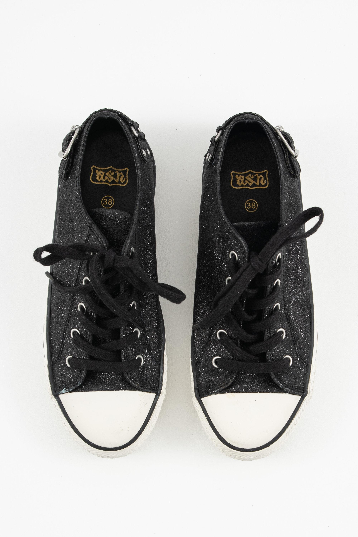 Ash Sneakers Schwarz Gr.38.5