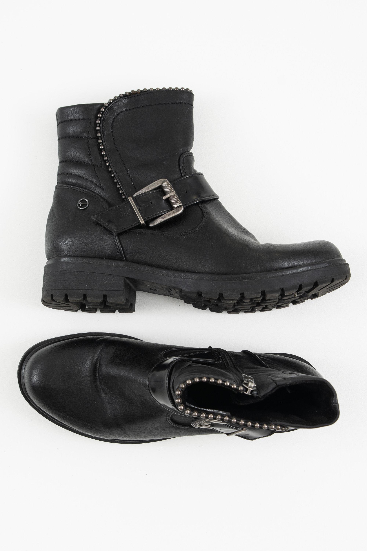 Tamaris Stiefel / Stiefelette / Boots Schwarz Gr.36