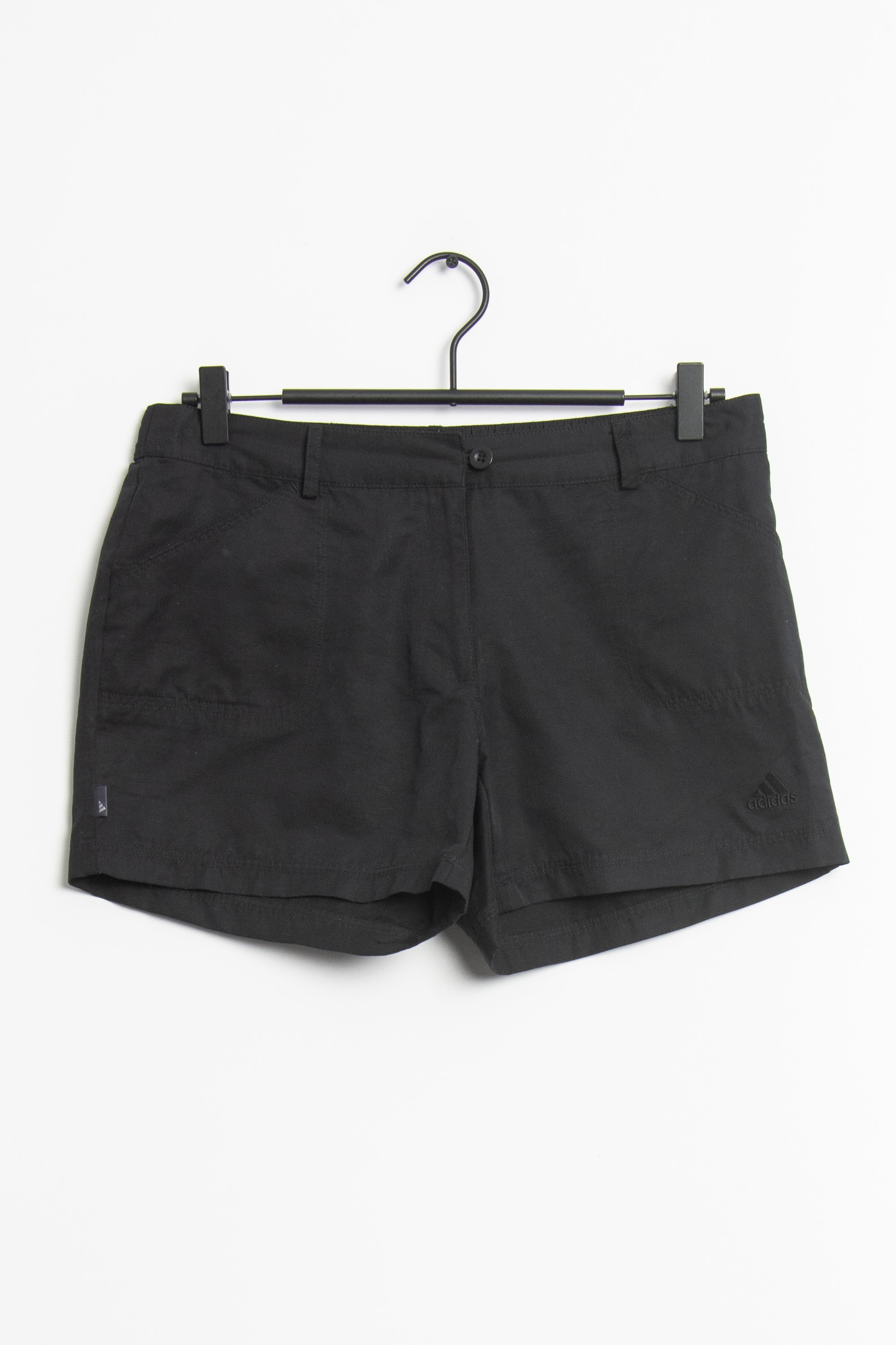 ADIDAS ORIGINALS Shorts Schwarz Gr.36