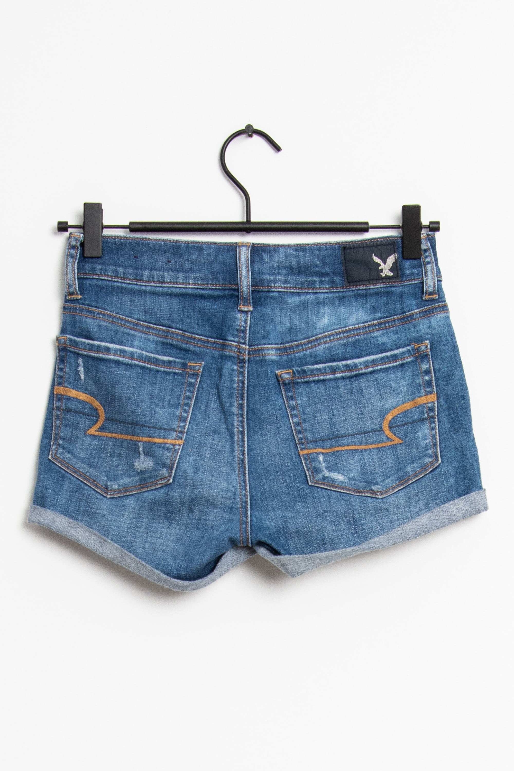 American Eagle Outfitters Shorts Blau Gr.XS