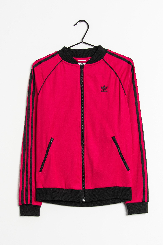 ADIDAS ORIGINALS Sweat / Fleece Rot Gr.36