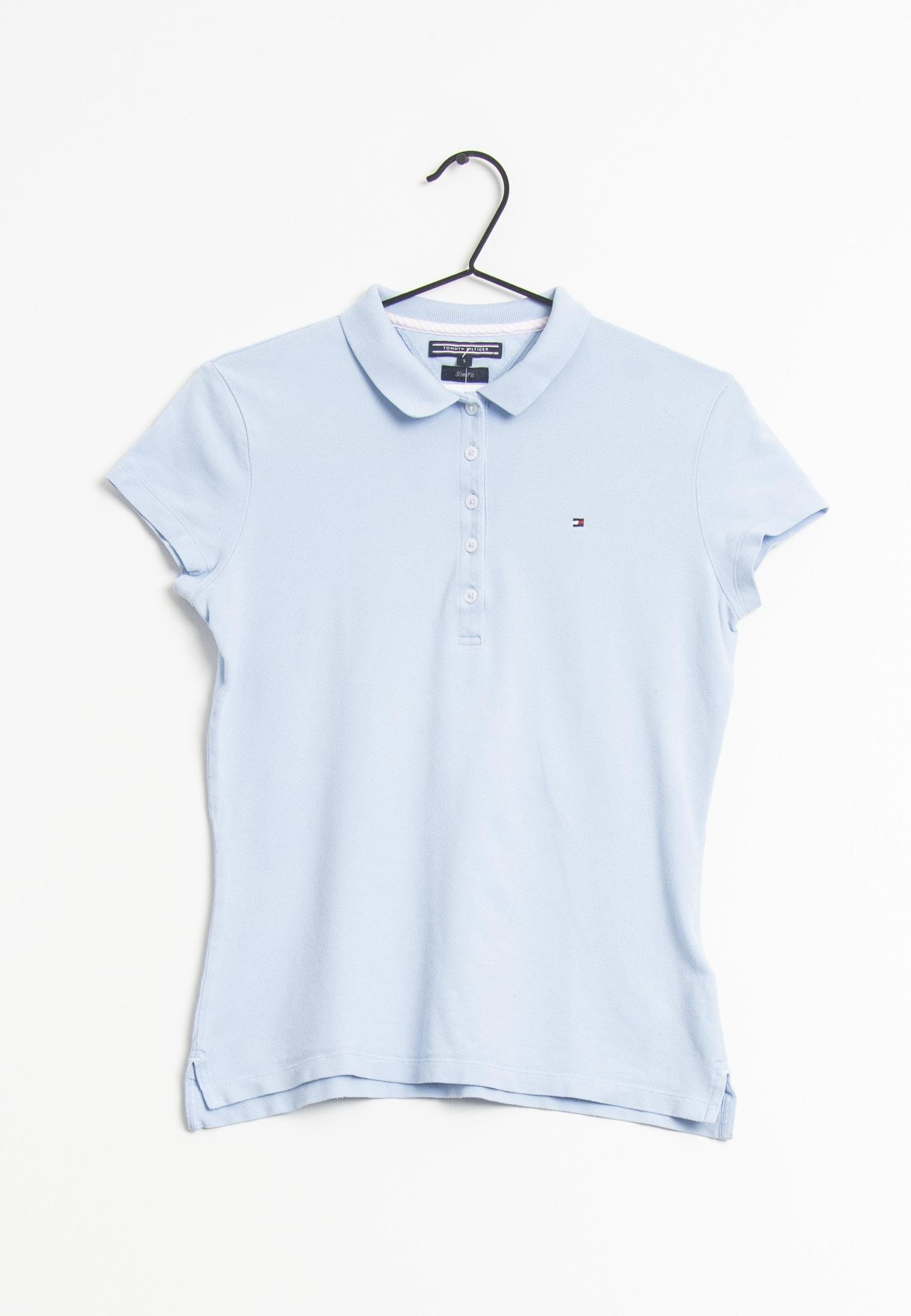 Tommy Hilfiger T-Shirt Blau Gr.S