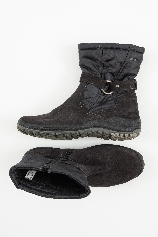 Legero Stiefel / Stiefelette / Boots Grau Gr.41