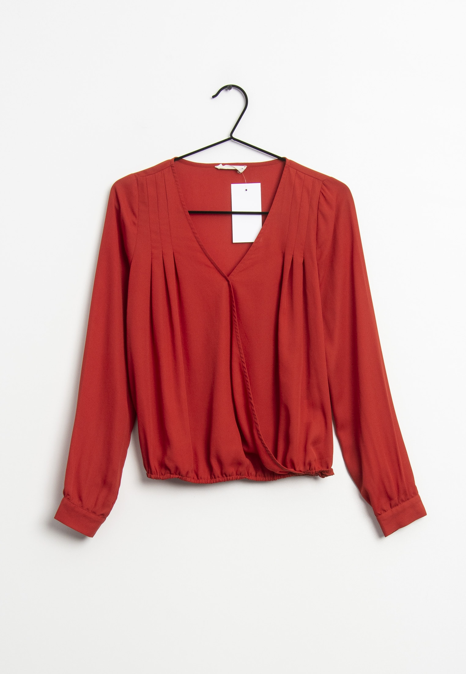 24colours Bluse Rot Gr.36