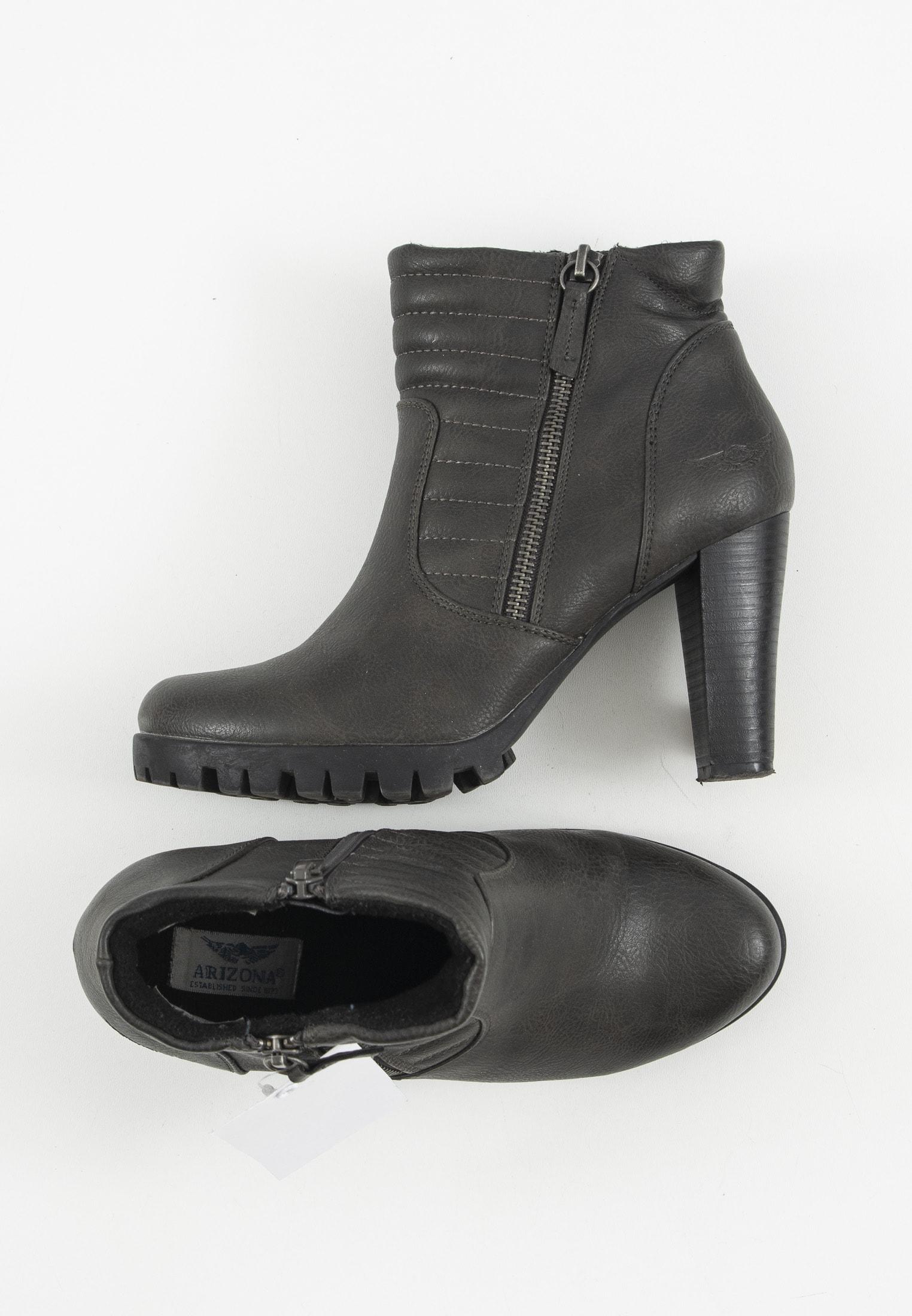 Arizona Stiefel / Stiefelette / Boots Grau Gr.37