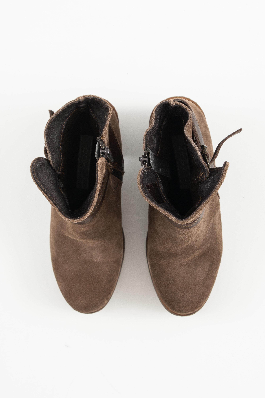 Cox Stiefel / Stiefelette / Boots Braun Gr.36