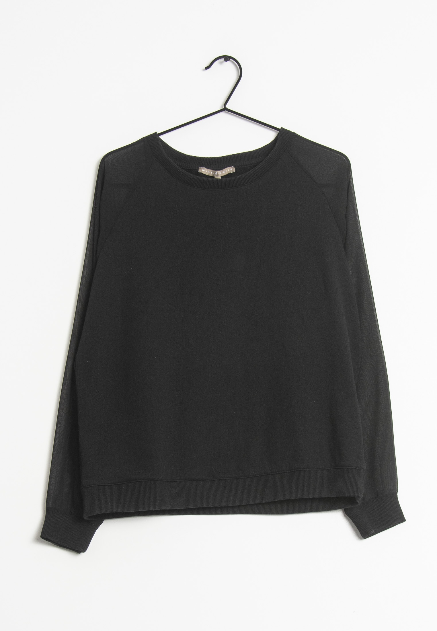 mint&berry Sweat / Fleece Schwarz Gr.L