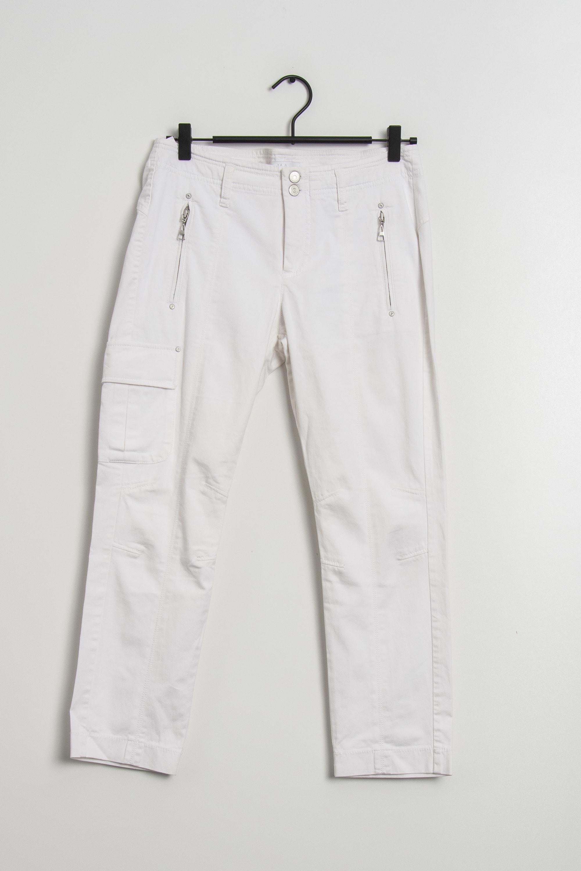 MAC Jeans Jeans Weiß Gr.36