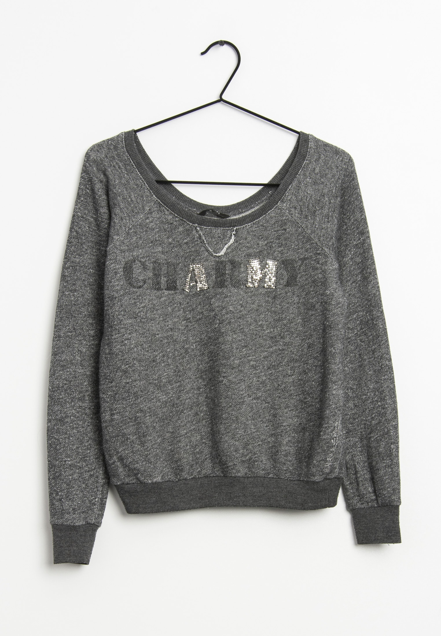 Guess Sweat / Fleece Grau Gr.XS