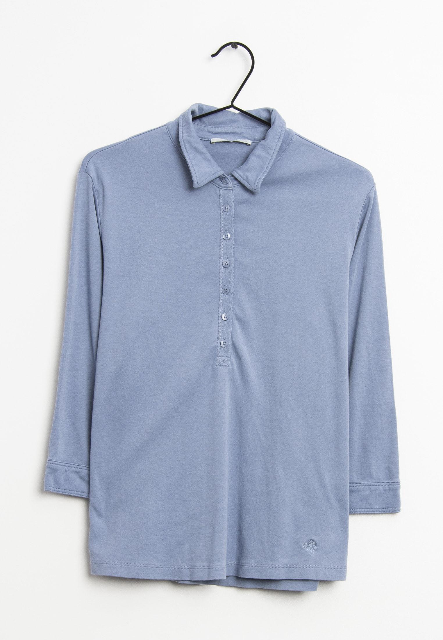 BRAX Langarmshirt Blau Gr.44