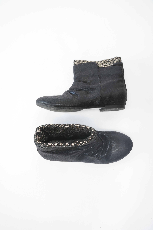 Anna Field Stiefel / Stiefelette / Boots Schwarz Gr.39
