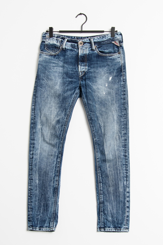 Replay Jeans Blau Gr.S