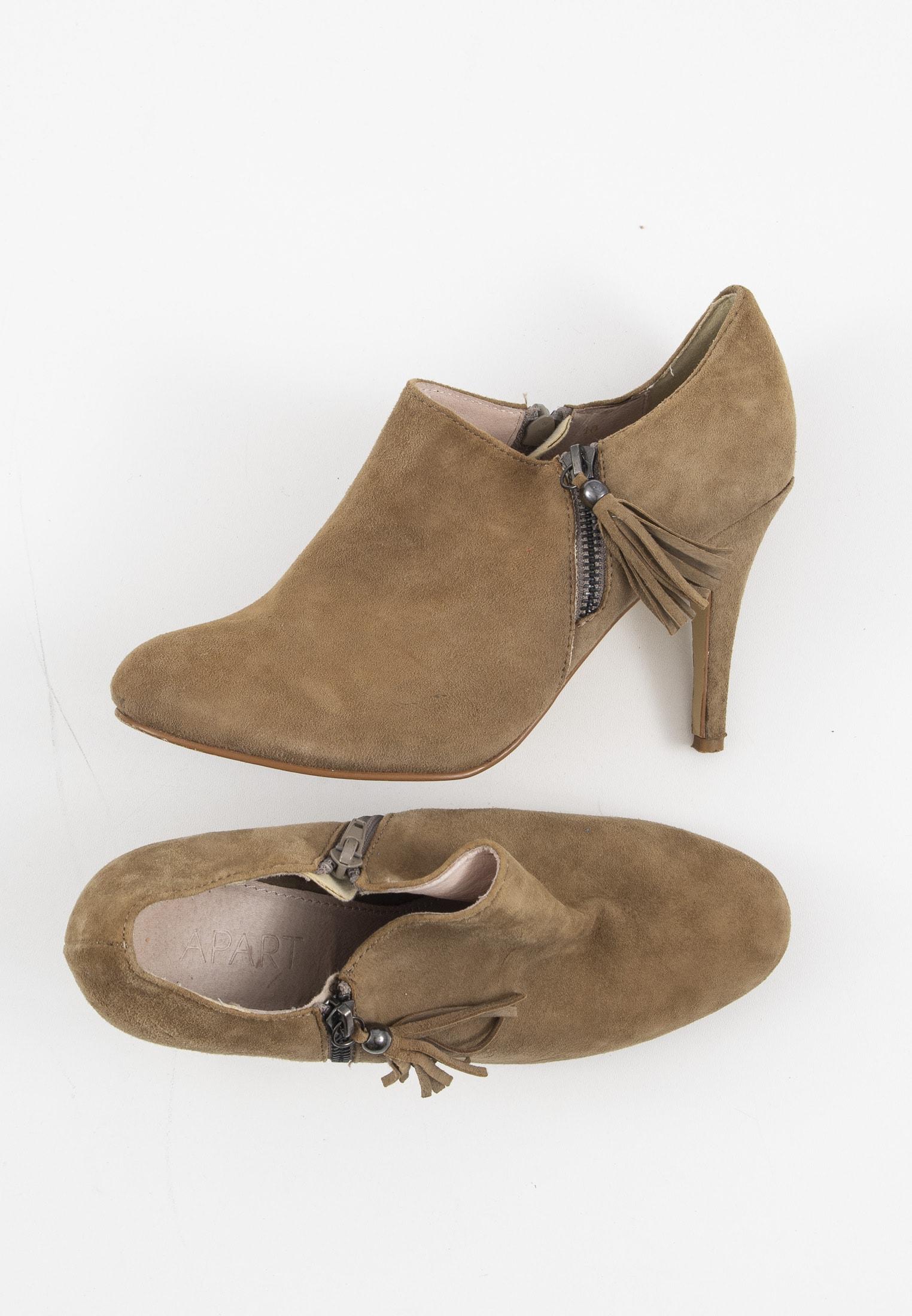 Apart Stiefel / Stiefelette / Boots Braun Gr.40