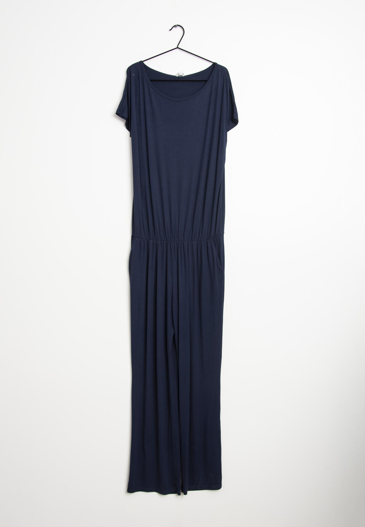 alba moda jumpsuit / overall blau gr.46