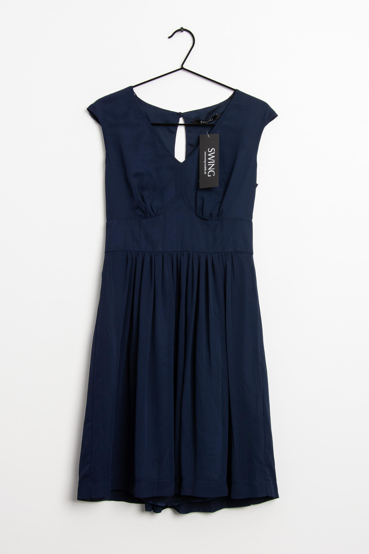 Swing Kleid Blau Gr.38 | 10044341