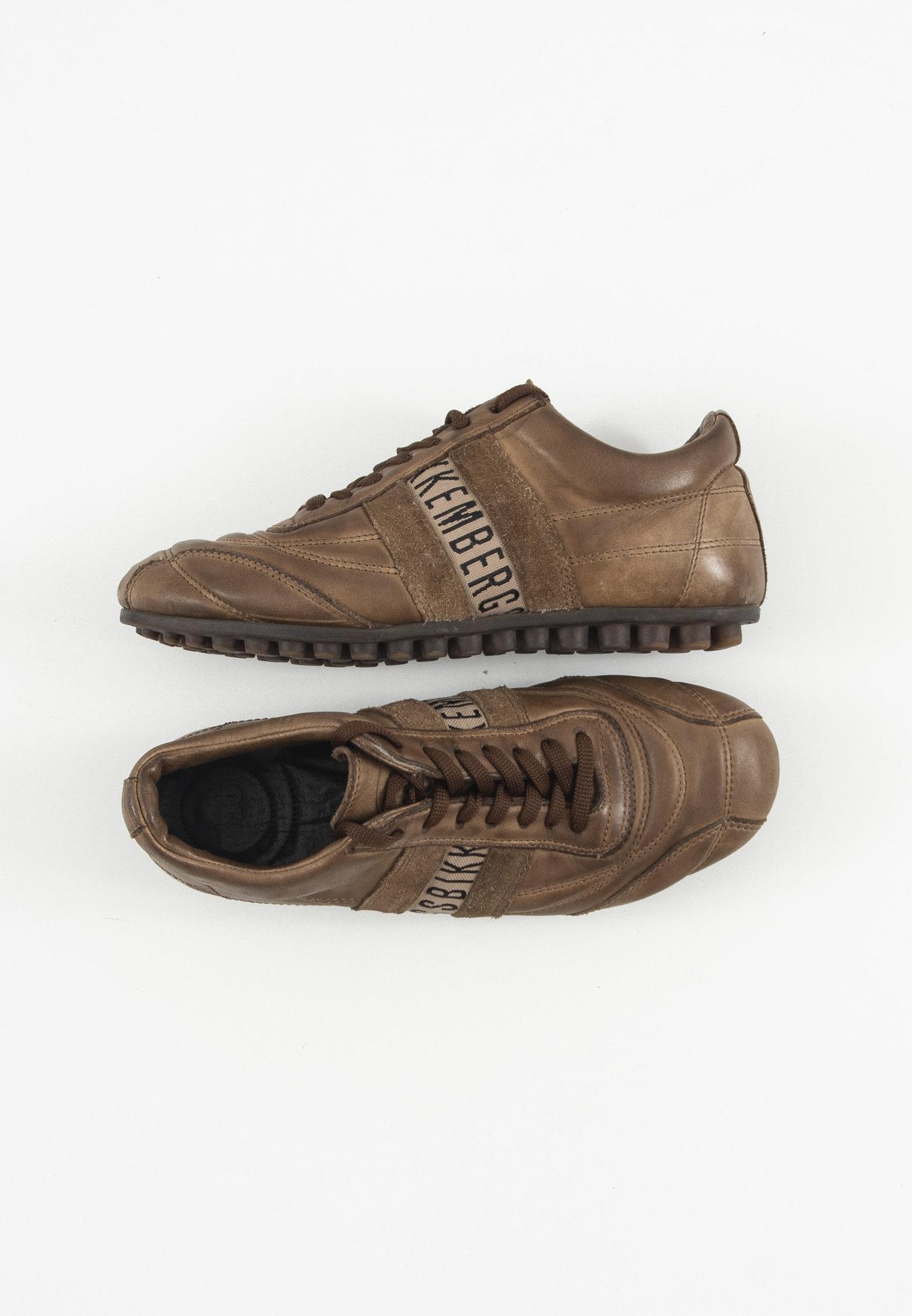 Bikkembergs Sneakers Braun Gr.37