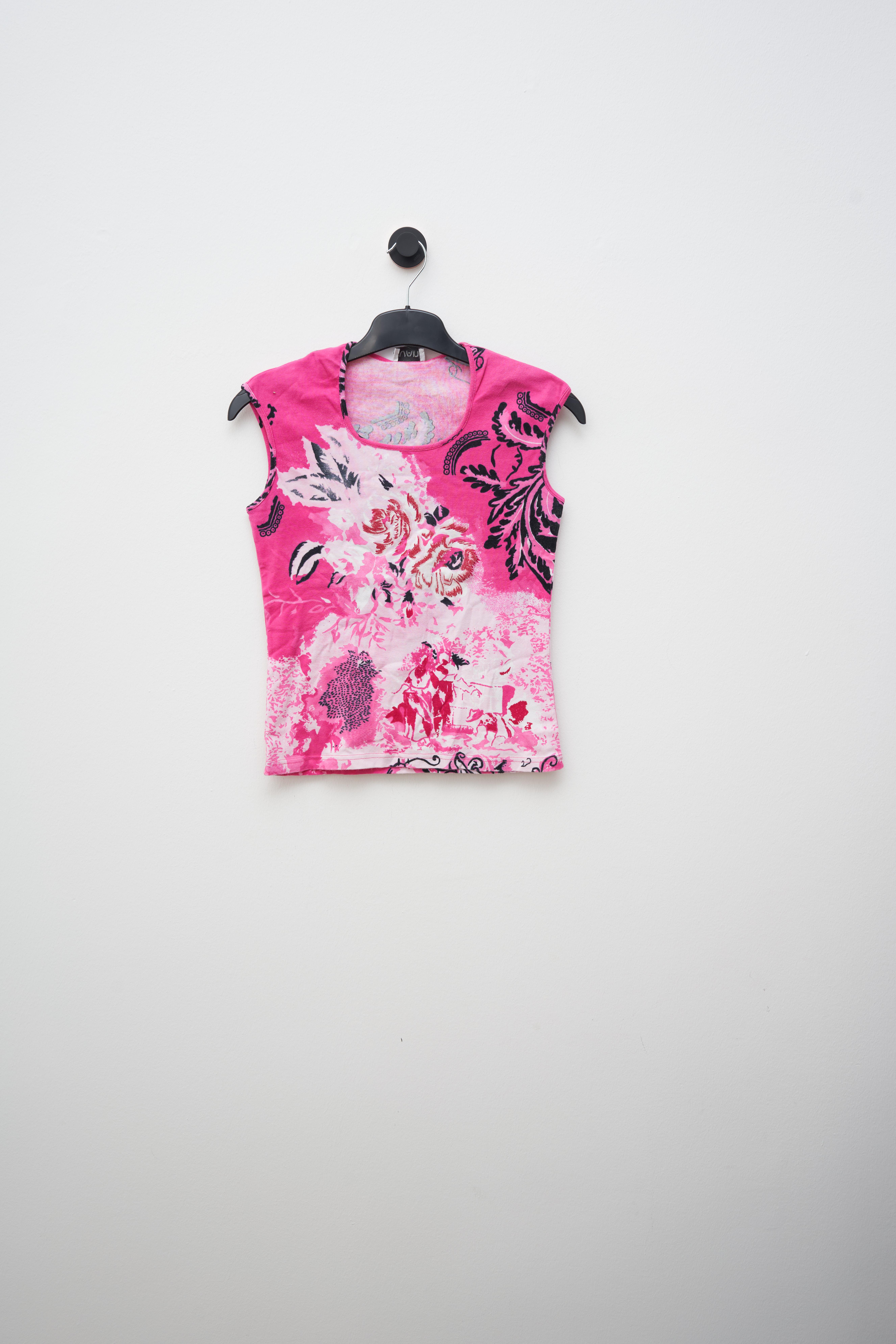 Vans T-Shirt Pink Gr.S