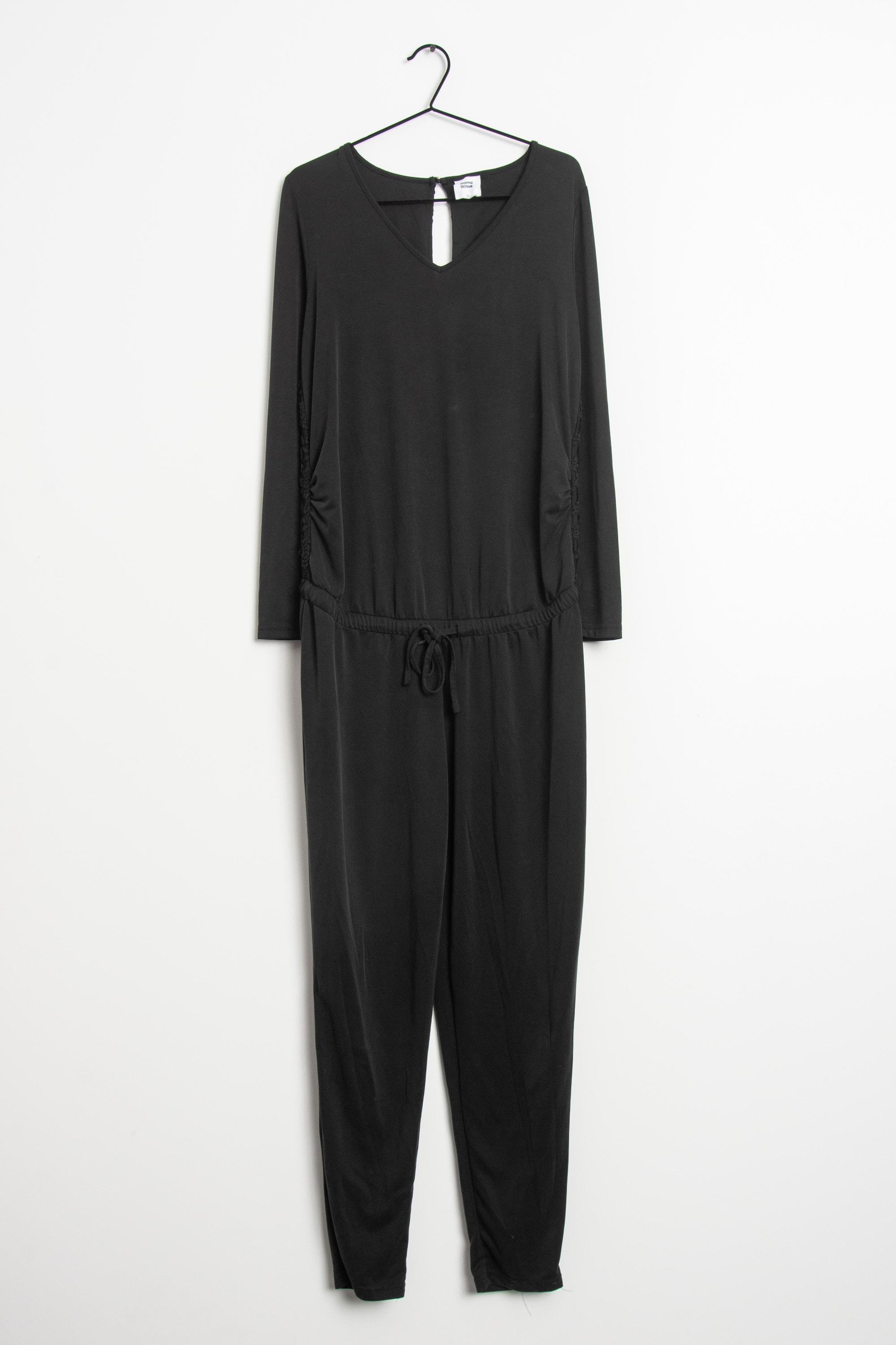 MAMALICIOUS Jumpsuit / Overall Schwarz Gr.L