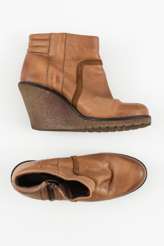 Buffalo Stiefel / Stiefelette / Boots Braun Gr.36