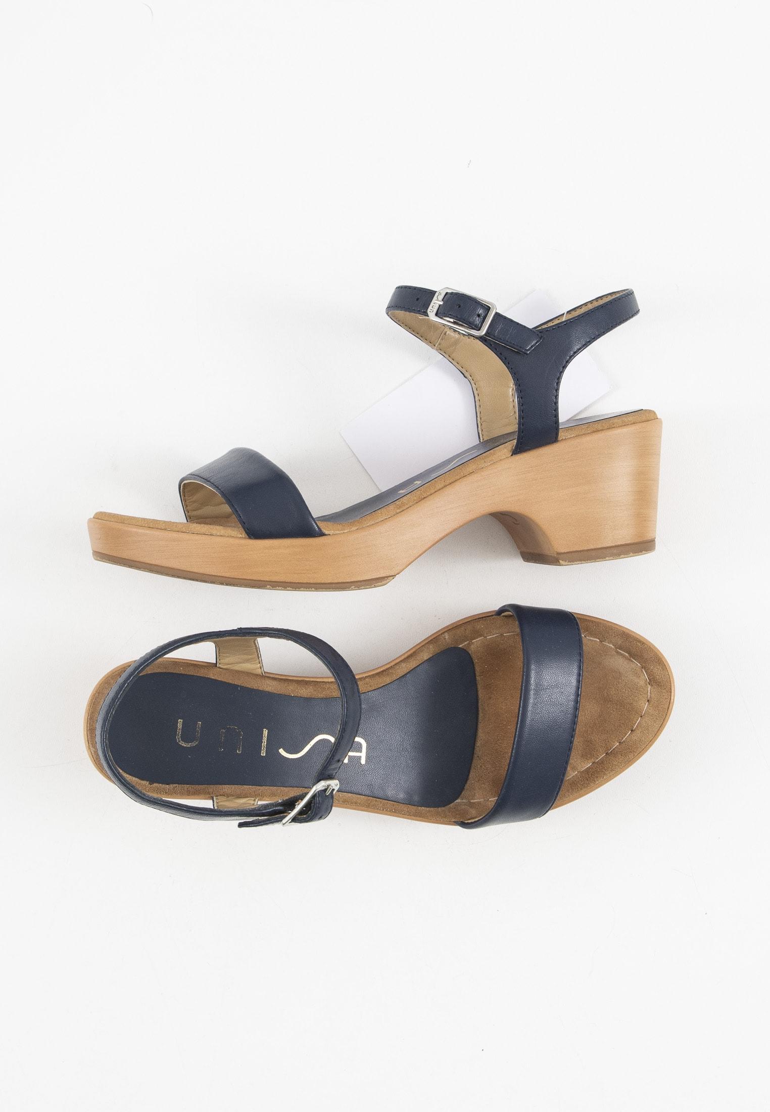 Unisa Sandale Blau Gr.35