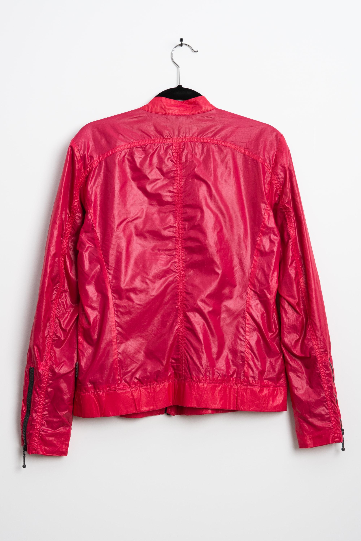 55 DSL Leichte Jacke / Fleecejacke Pink Gr.XL