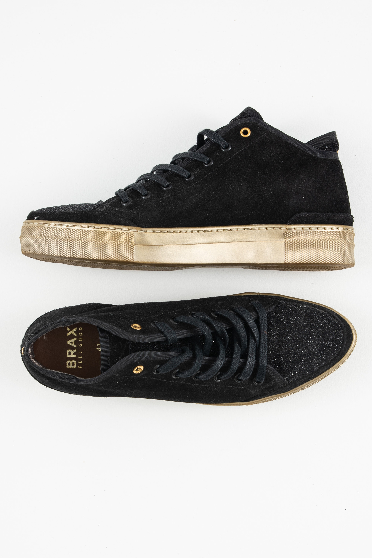 BRAX Sneakers Schwarz Gr.41