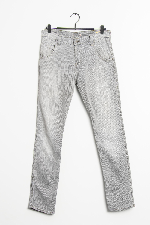 Wrangler Jeans Grau Gr.W28 L34