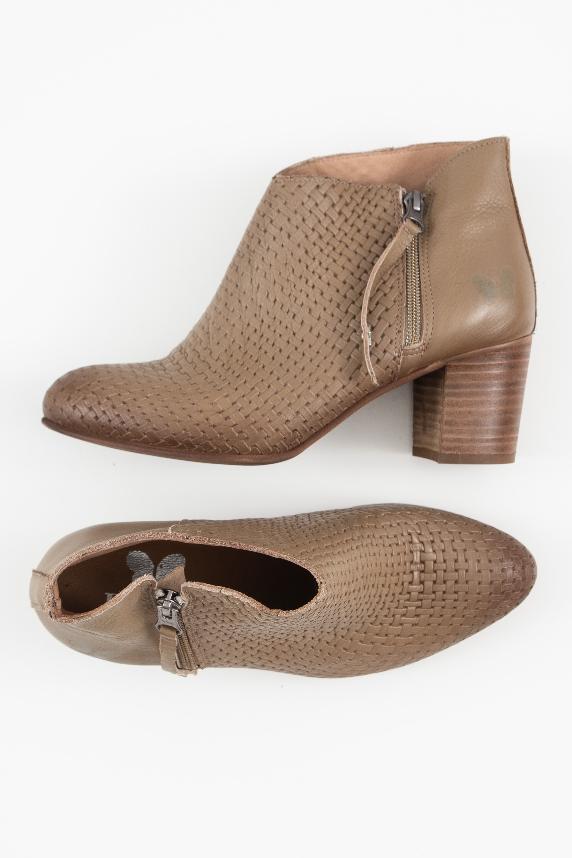 Felmini Stiefel / Stiefelette / Boots Beige Gr.37