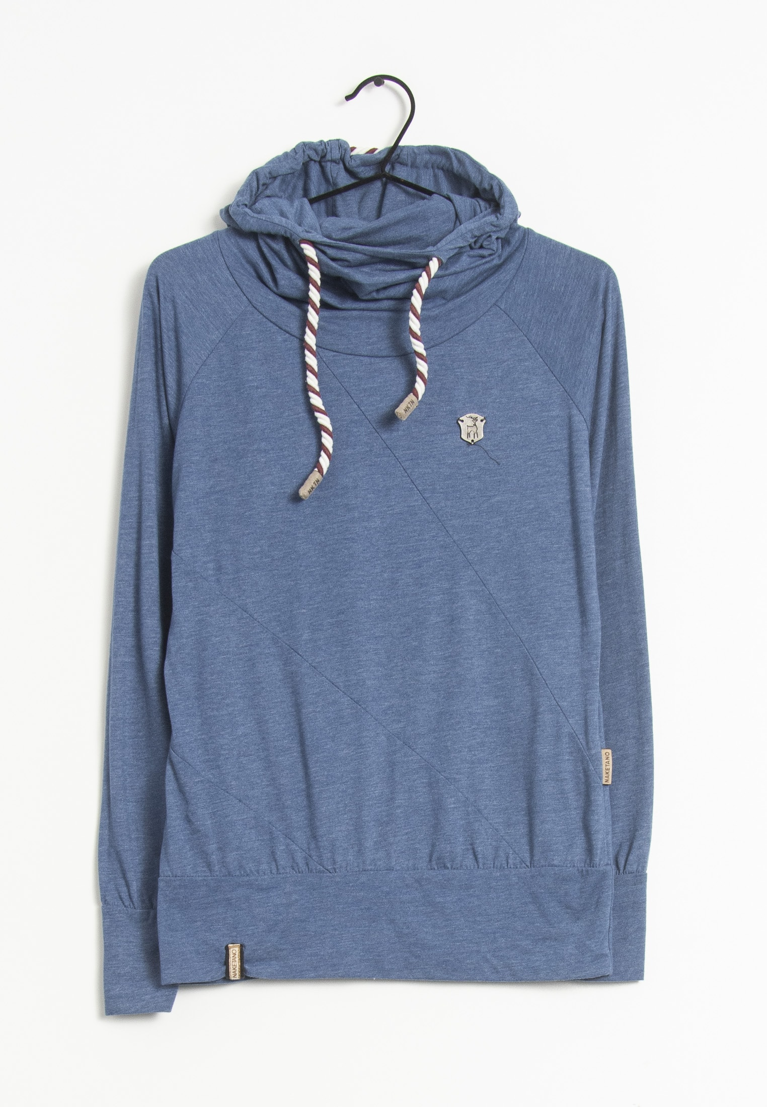 Naketano Sweat / Fleece Blau Gr.M
